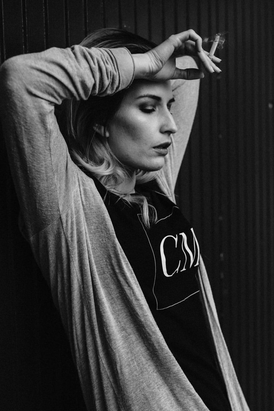 Julija Stoffersen Fotoshooting Portrait