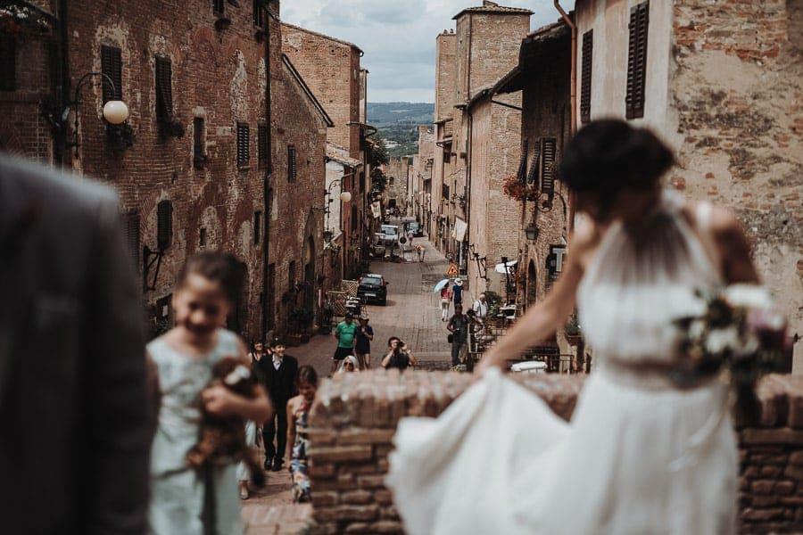 Heiraten in der Toskana Certaldo
