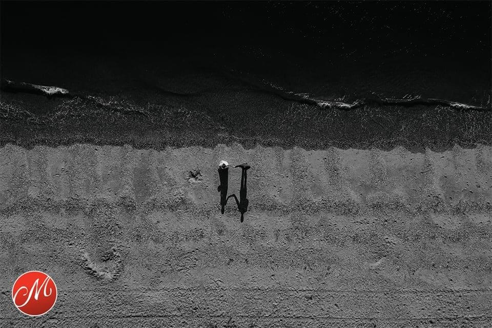Hochzeitsfotograf Sven Hebbinghaus Drohnenfoto