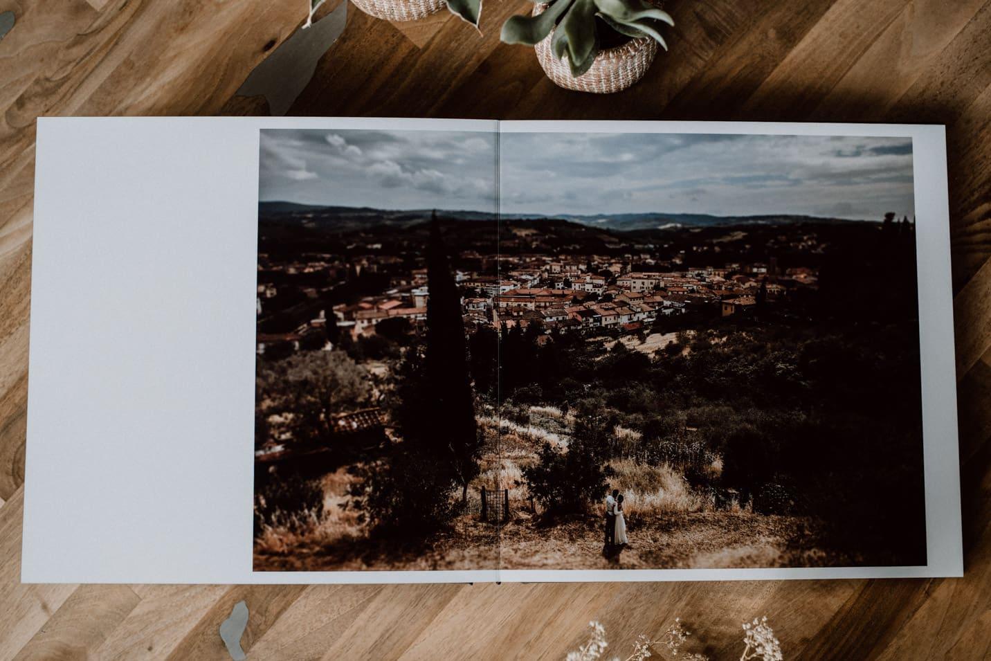 handgefertigte luxeriöse Fotoalben