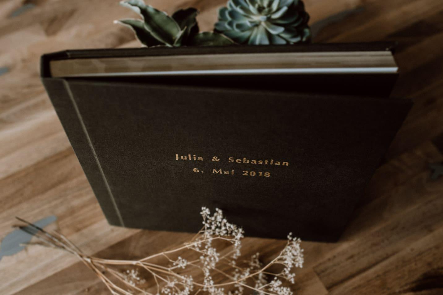 exklusive Fotoalben für meine Brautpaare