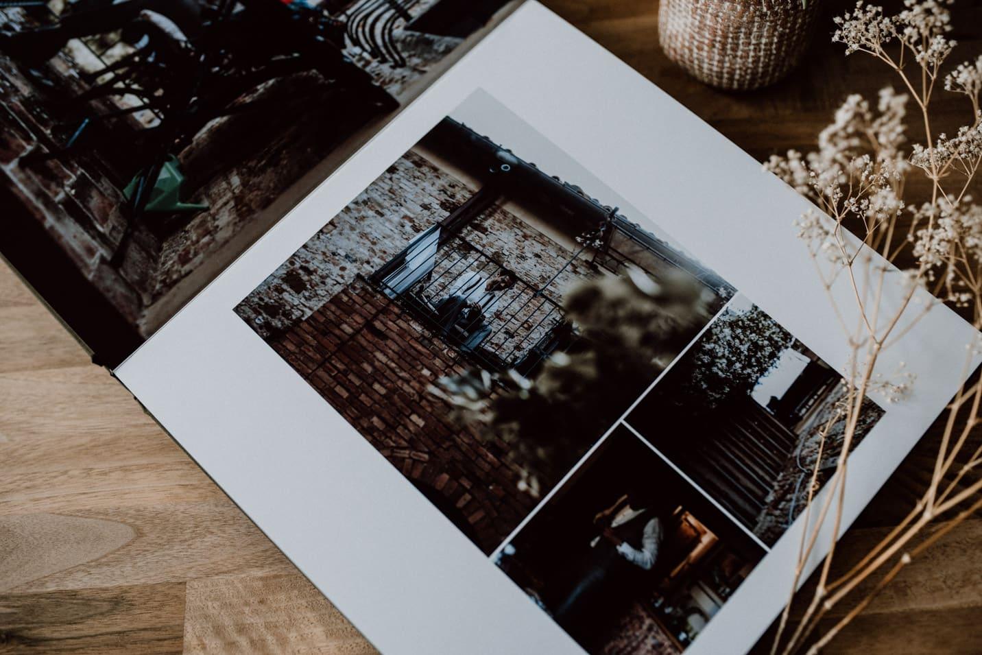 schicke Fotoalben für Hochzeitspaare von Sven Hebbinghaus Hochzeitsfotograf Köln