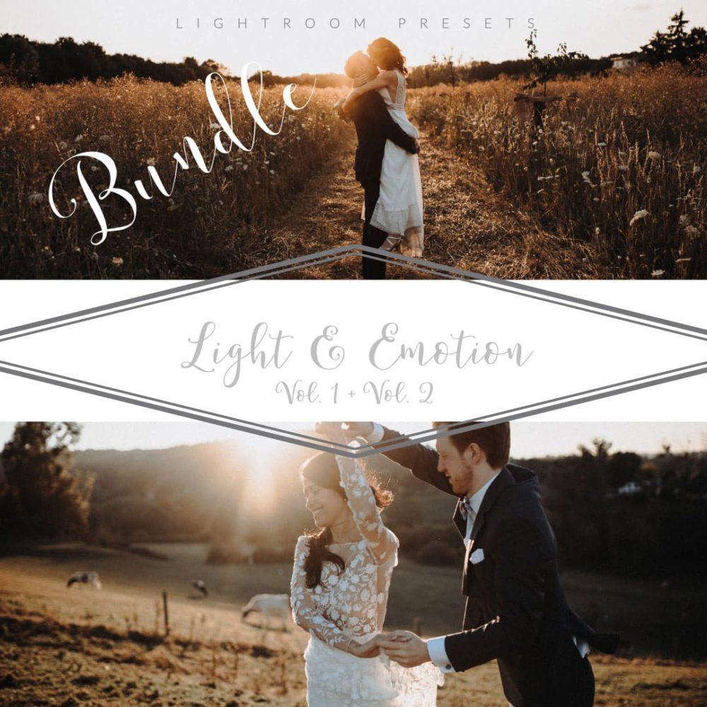 Hochzeitsfotografen Presets für Lightroom