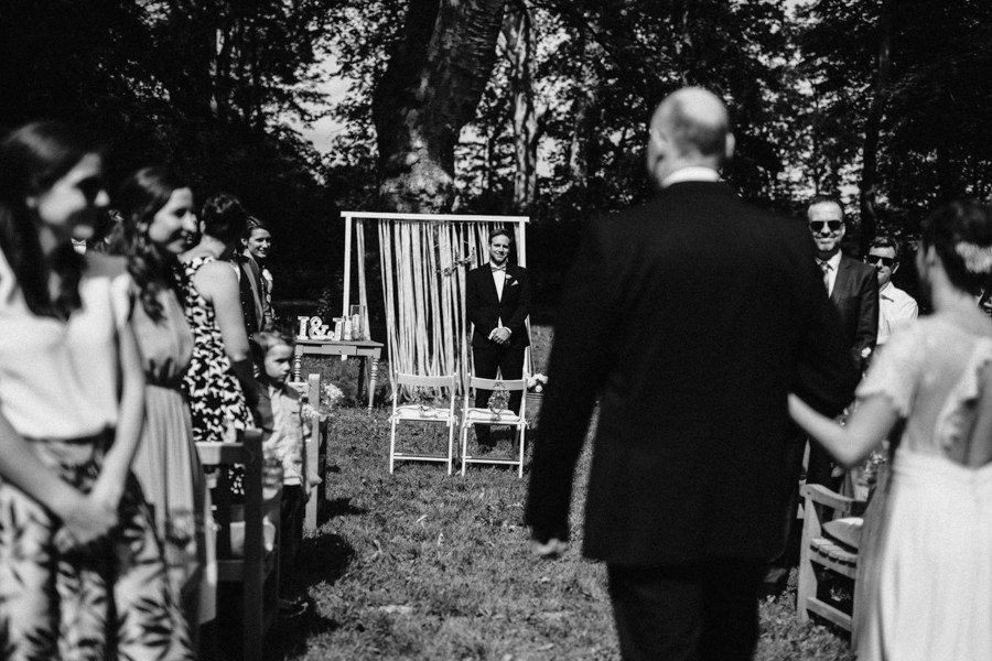 Hochzeitsfotograf Köln Sven Hebbinghaus freie Trauung Rittergut Orr