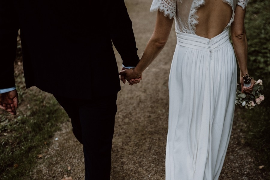 Hochzeitsfotograf Sven Hebbinghaus Brautpaarshooting Rittergut Orr