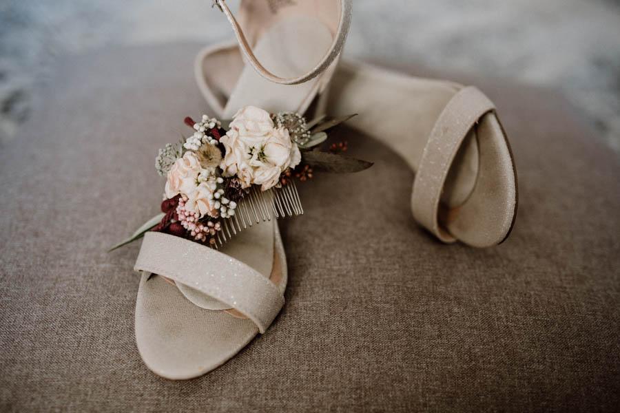 Brautschuhe Hochzeit
