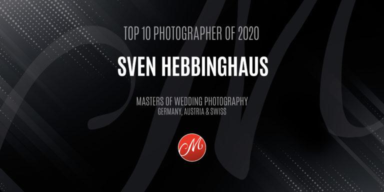 Hochzeitsfotograf Sven Hebbinghaus TOP 10 Masters of German Wedding Photographer