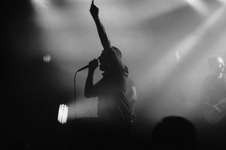 Konzertfoto Nathan Gray